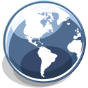 world, browser, earth, planet, globe icon