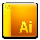Ai, Document, File icon