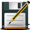 document,save,saveas icon