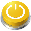 Perspective Button Standby icon