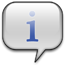 balloon, about, info, information icon