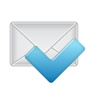 envelop, accept, message, email, mail, letter icon