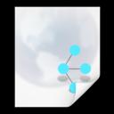 Mimetypes text rdf plus xml icon
