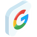 online, media, internet, social, google, network, search icon