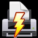 setup, gtk, print icon