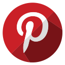 media, shop, ecommerce, online, pinterest, social, shopping icon