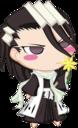 Bleach Chibi Nr 4 Byakuya by rukichen icon