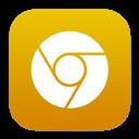Chrome, Ios icon