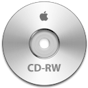 Cd, Rw icon