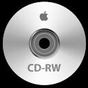 rw, cd icon
