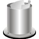 Trash Full icon