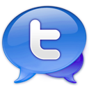 twitter, tweetie icon
