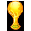 comic trophy icon