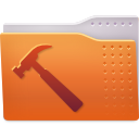 folder, development icon
