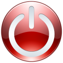 power off, shutdown, turn off icon