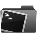 dos, terminal, command line icon