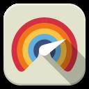 Apps color C icon