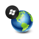 window,update icon