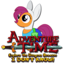 Adventure Time Explore The Dungeon Because I Dont Know icon