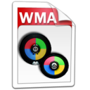 audio,wma icon