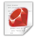 application, ruby icon