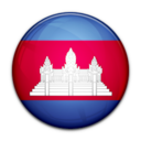 flag,cambodia,country icon