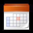 agenda, event, date, calendar icon