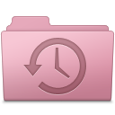 Backup Folder Sakura icon
