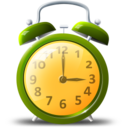 candy,clock,alarm icon