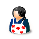 mom,avatar icon