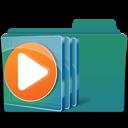 player, media, windows, folder icon
