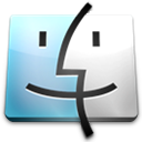 mac os x, finder icon