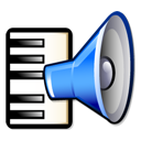 Keyboard, Music, Sound, Speaker icon