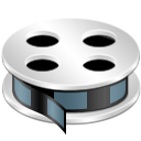film, video, movie icon