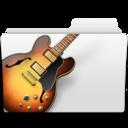 garageband,bass,folder icon