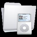 Folders iPod icon