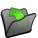 parent, folder icon