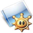 Games Shine Sprite icon