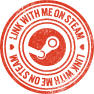Stamp, Steam icon