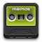 voice, tape, memos icon