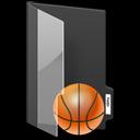 folder, game, gaming icon