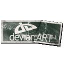 art, deviant icon
