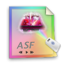 document, paper, asf, file icon