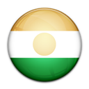 Flag, Niger, Of icon