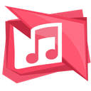 itunes, sound, note, music, store icon