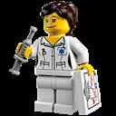 Lego, Nurse icon