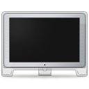 monitor, cinema, front, screen, old, display, computer icon