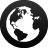 planet, globe, browser, world, earth icon