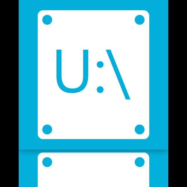 mirror, u icon
