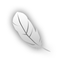 photoshop, feather, ps icon
